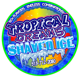 Tropical Dreams Shaved Ice