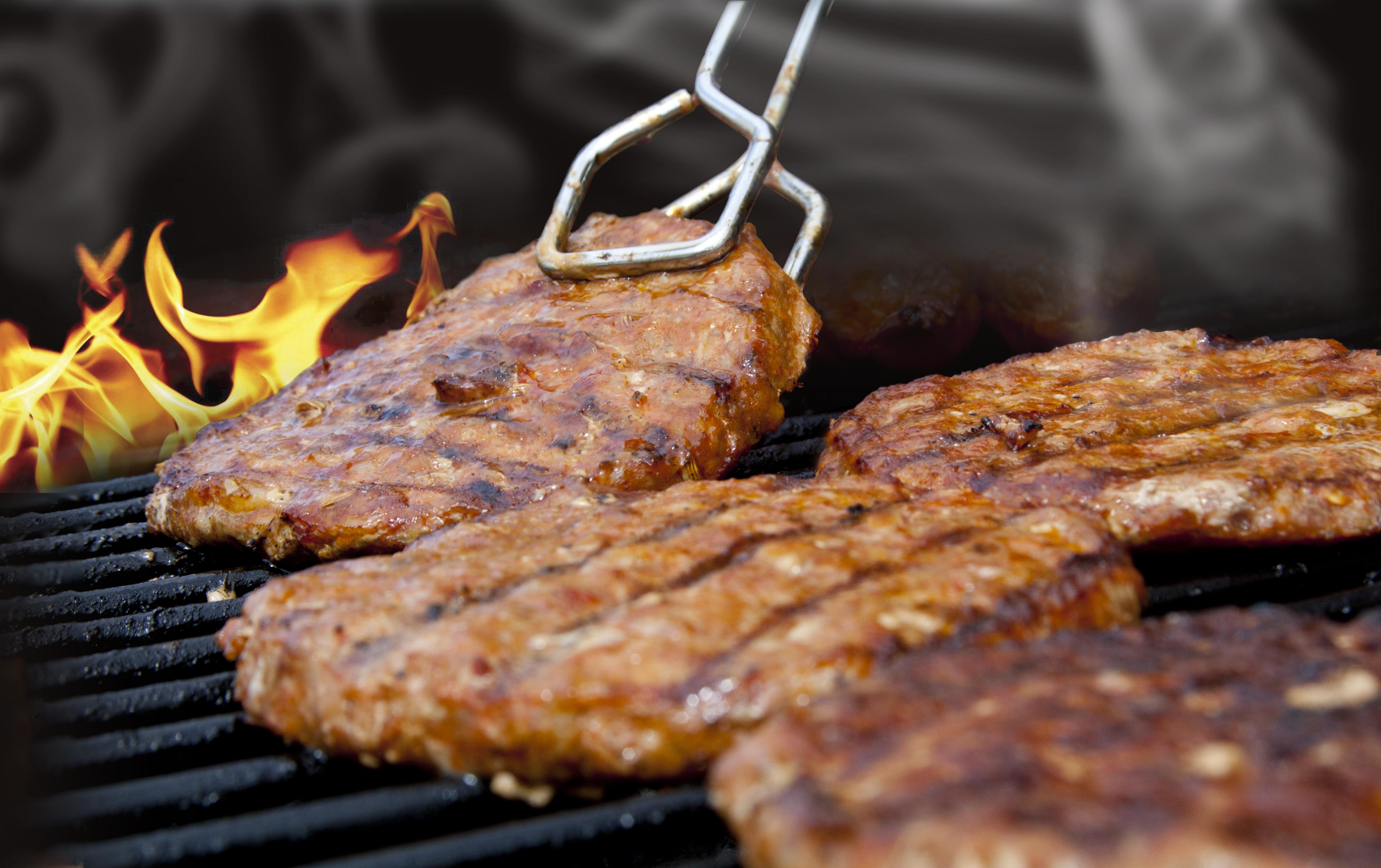 Backyard BBQ's