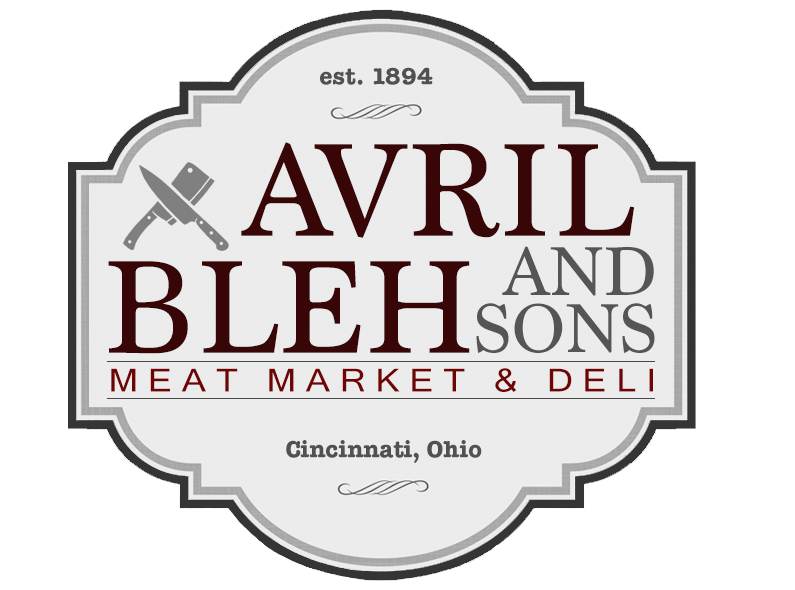 Avril-Bleh Logo Design
