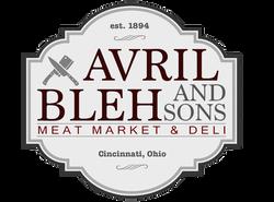 Avril-Bleh Logo Design