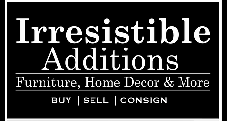 Irresistible Additions Consignment Resale Store