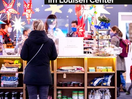 26 Tage Weihnachtsmarkt Pop Up schließt zum 16.12.