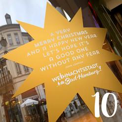 10.12. - Louisen Center C&A/Pop UP Fenster