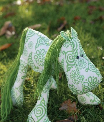 Donkey Kit 騾仔布偶製作