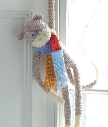 Monkey Kit 猴子佈偶製作