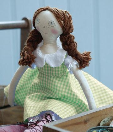 Doll Molly Kit 娃娃布偶製作