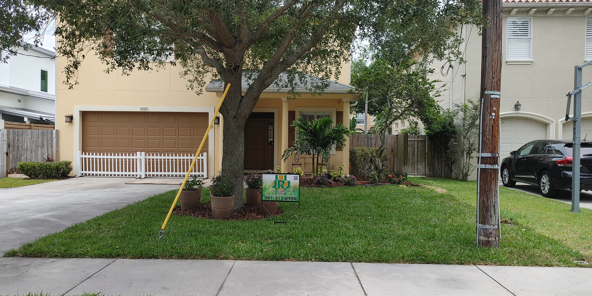 South Tampa Installation