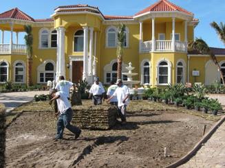 Residential Landscape Design & Installation