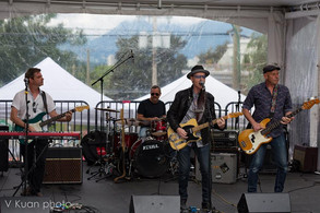 Graham Brown Band - Khatsahlano Street Party 2018