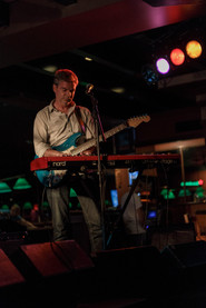 Graham Brown Band Playing Live Vancouver