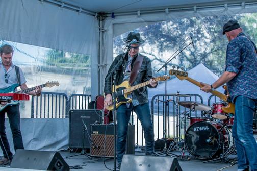 Graham Brown Band Khatsahlano Festival 2018