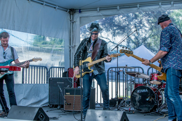 Graham Brown Band Khatsahlano Festival 2018