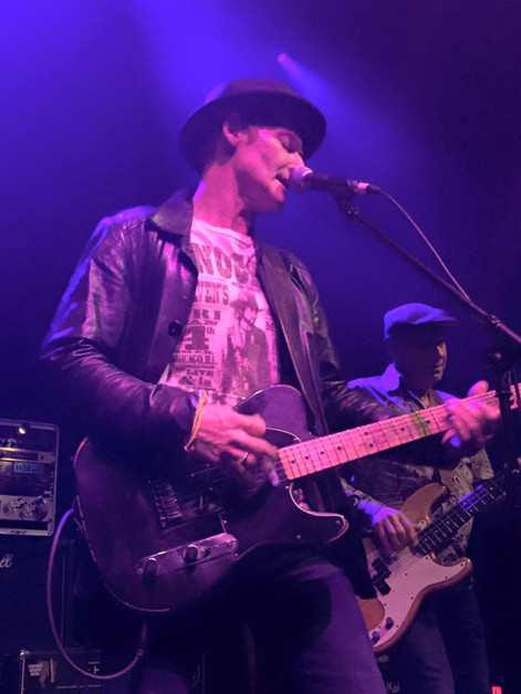 Graham Brown Band Live Vancouver