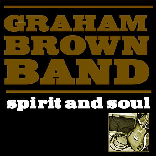 Spirit and Soul (Physical CD)