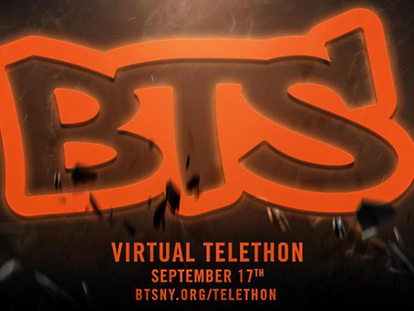 Virtual Telethon Benefit Set for Sept 17