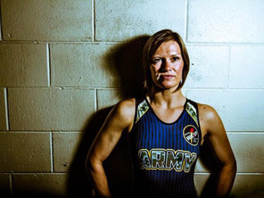 Sally Roberts Is a Fighter