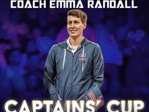 Emma Randall Drafted to Coach at the FloWrestling Captain's Cup