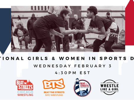 BTS to Celebrate National Girls & Women in Sports Day
