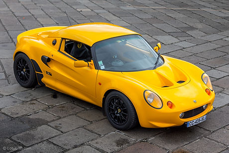 Lotus Elise S1 PTP 165