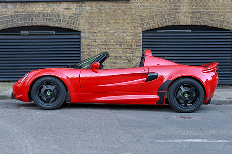 Lotus Elise S1 MMC Calypso Red
