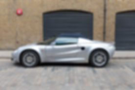 Lotus Elise S1 120cv