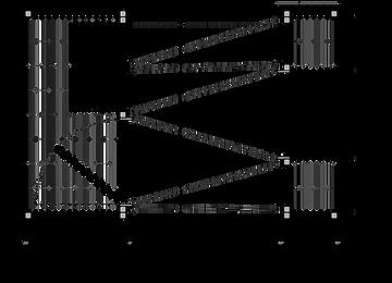 Παντελής Δημόπουλος | Αρχιτεκτονικός διαγωνισμός Αστικό Σήμα, Ξύλινο περίπτερο δήμου Αθηνών, κάτοψη