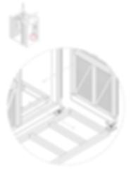 Christos Dimopoulos Architecture Studio Construction Firm City Beacon Athens Info Point Construction Detail