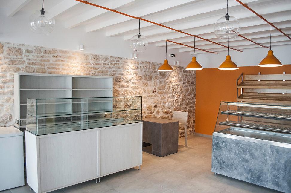 Χρίστος Δημόπουλος Αρχιτεκτονικό Γραφείο & Κατασκευαστική Εταιρεία | Πρατήριο άρτου στον Κάλαμο Λευκάδας