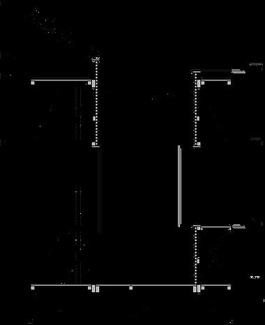 Παντελής Δημόπουλος | Αρχιτεκτονικός διαγωνισμός Αστικό Σήμα, Ξύλινο περίπτερο δήμου Αθηνών, τομή
