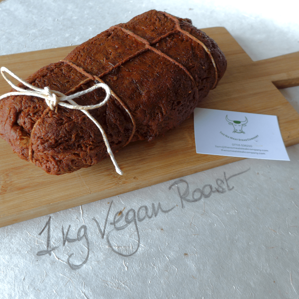 The No Meat Steak Company  - Vegan Roast