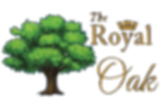 The Royal Oak Pencelli Logo