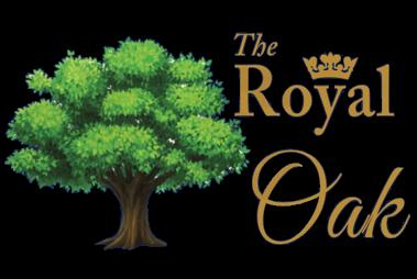 The Royal Oak Pencelli Logo
