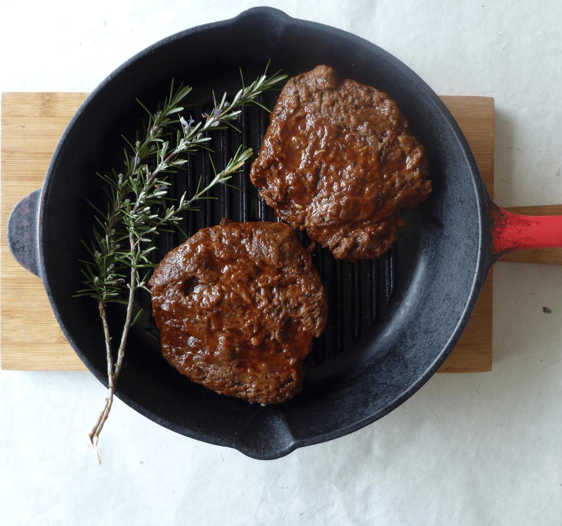 The No Meat Steak Company Chateau Steaks
