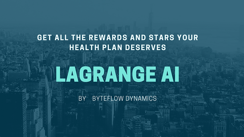 Get all the rewards and stars your health plan deserves. LagrandeAI for managed long term care MLTC and healthcare