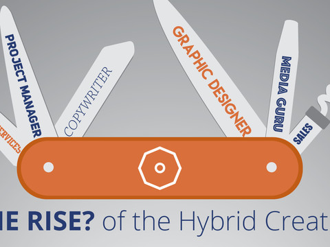 The Rise? of the Hybrid Creative