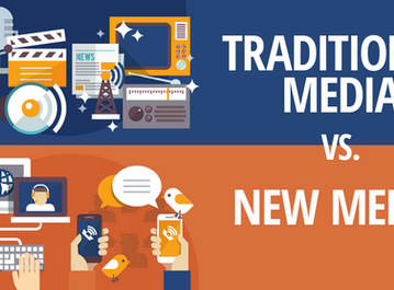 Traditional Media vs. New Media: Is One Better Than the Other?