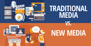 Traditional Media vs. New Media