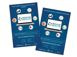 Own Your Own Health Flyer