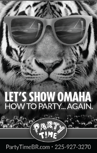 Party Time - LSU vs. Omaha