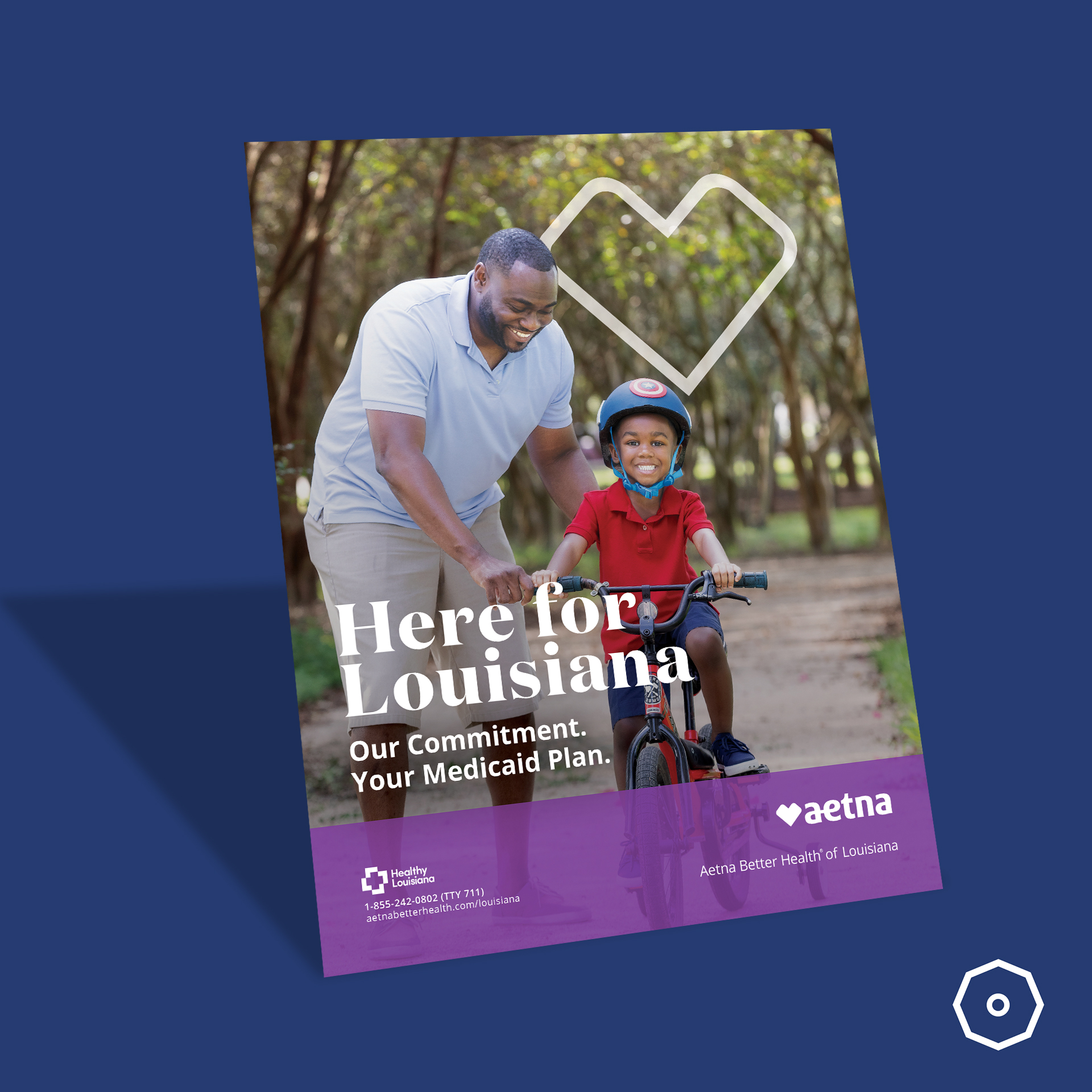 Aetna Better Health of Louisiana Flyer