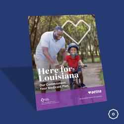 Aetna Better Health of Louisiana Flyer