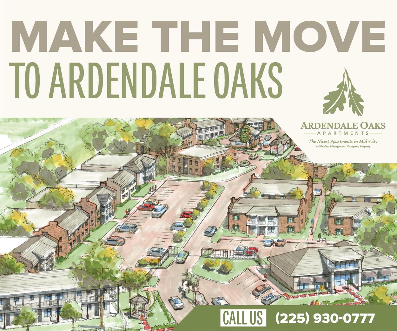 Ardendale Oaks Digital Ad