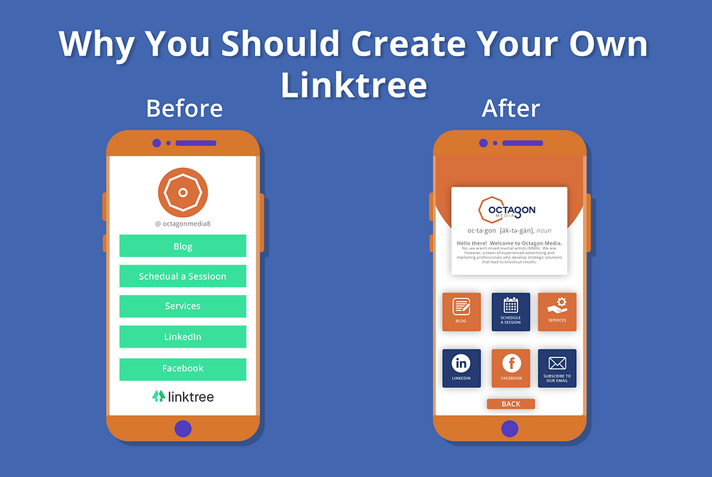 Why You Should Create Your Own Linktree