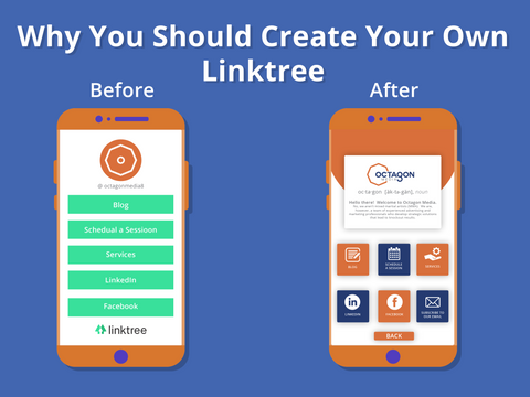 Why You Should Create Your Own Version of Linktree