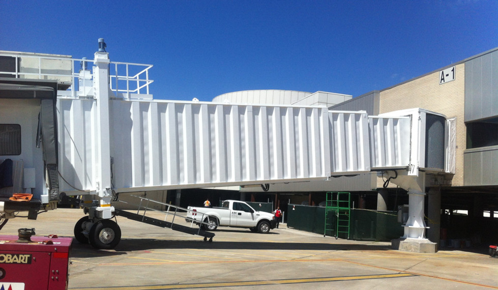Baton Rouge Metropolitan Airport (BTR) Painting