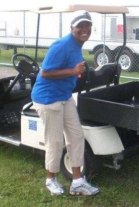 Runner's Courier Service Cart