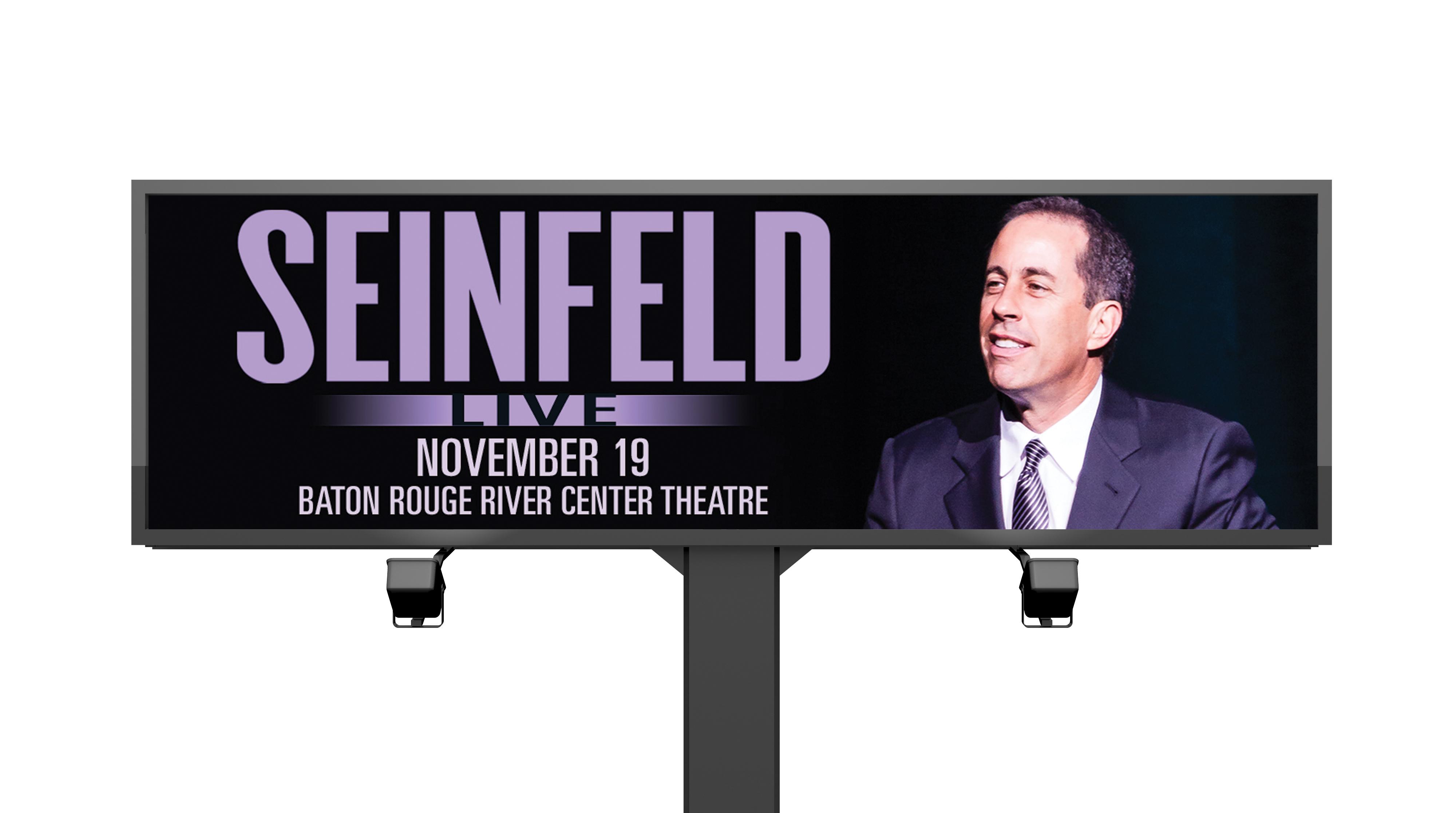 Seinfeld - Live