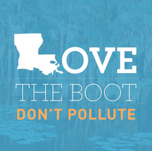 DEPARTMENT OF ENVIRONMENTAL QUALITY - LOVE THE BOOT DON'T POLLUTE