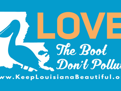 Love The Boot. Don't Pollute.