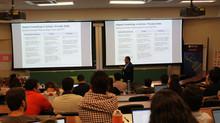 Estudiantes del MBA de INCAE aprendieron acerca de inversión de impacto